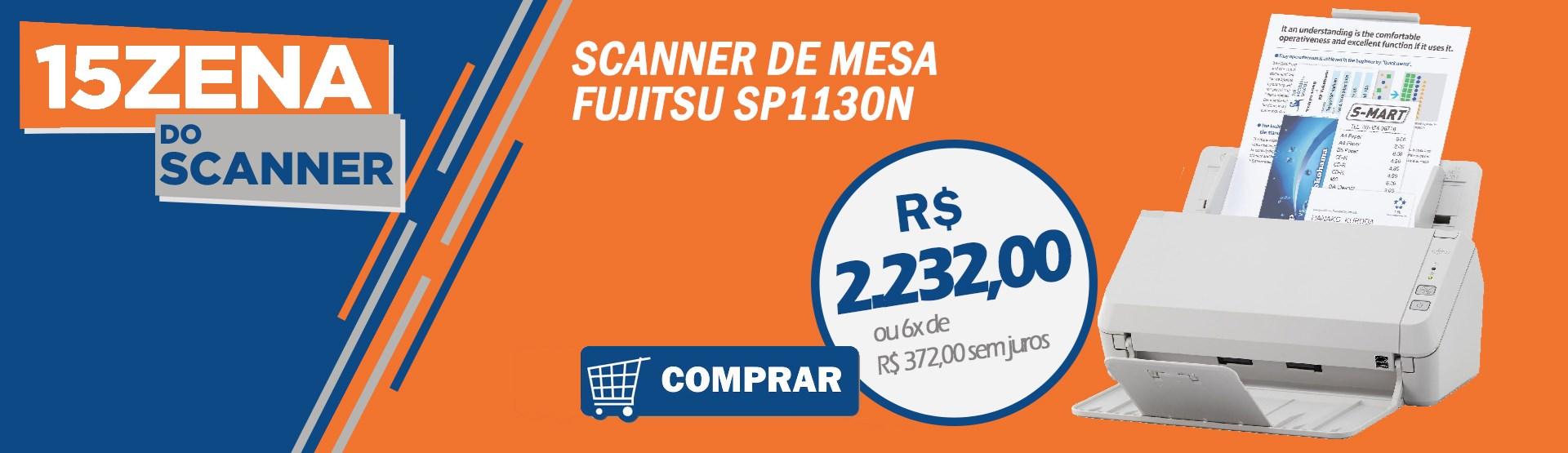 15zena do Scanner SP1130N