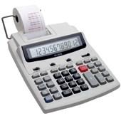 Calculadora Elgin MR-6125 12 Dígitos C/ Bobina impressão Bicolor