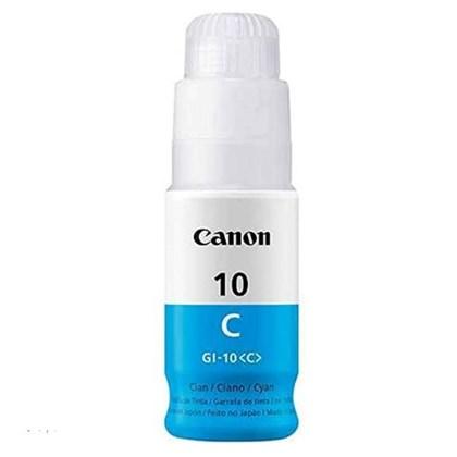 Cartucho de Tinta Ciano GI-10 Para Impressoras GM6010 e GM7010