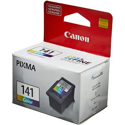 Cartucho de Tinta Color CCL-141 Para Impressoras GM2010 e GM4010