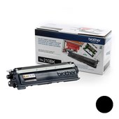 Cartucho de Toner Brother TN-210BK Preto p/ 2.200 Páginas