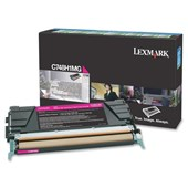 Cartucho de Toner Lexmark C748H1MG Magenta p/ 10.000 Páginas