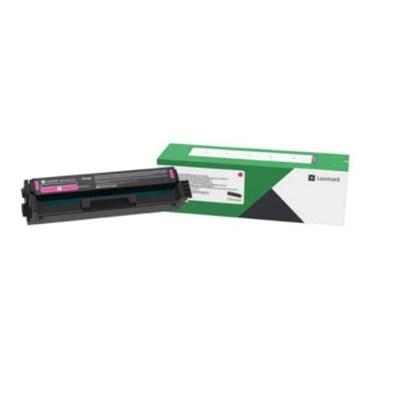 Cartucho de Toner Resina Lexmark C3240M0 Magenta p/ 1.500 Páginas