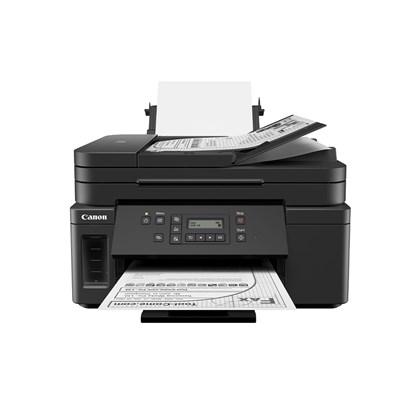 Impressora Canon Multifuncional Monocromática - Mega Tank GM4010