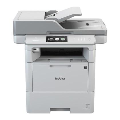 Impressora Multifuncional Brother MFC-L6902DW Laser Monocromática