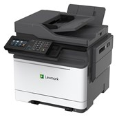 Impressora Multifuncional Lexmark CX-522ADE IMP Laser Colorida