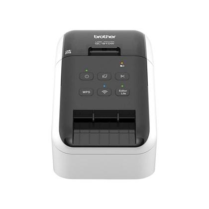 Impressora Térmica p/ Etiquetas Brother QL810W