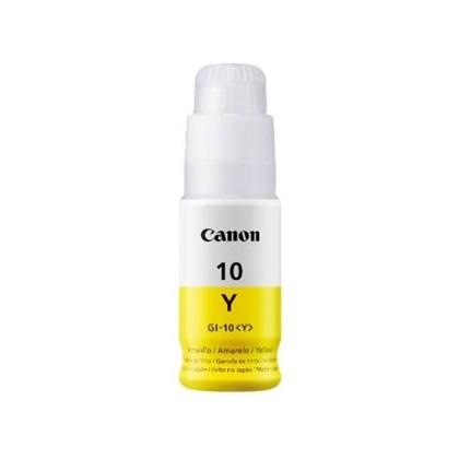 Refil de Tinta Amarelo GI-10 Para Impressoras GM6010 e GM7010