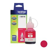 Refil de Tinta Brother BT5001M Magenta p/ 5.000 Páginas