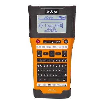 Rotulador Brother PT-E500 Profissional Portátil