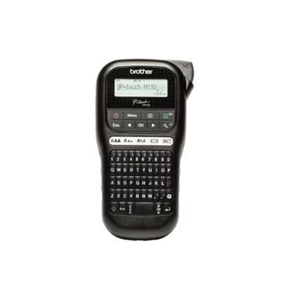 Rotulador Eletrônico portátil PTH110BK