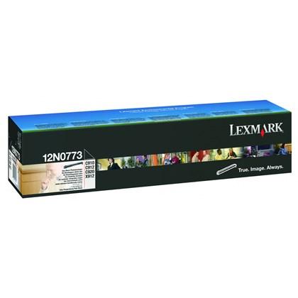 Unidade de imagem Lexmark 12N0773 Preto p/ 28.000 Páginas